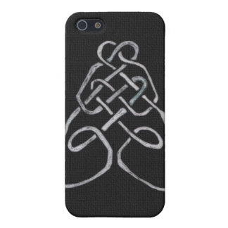 Celtic Bee Knot Cover For iPhone SE/5/5s