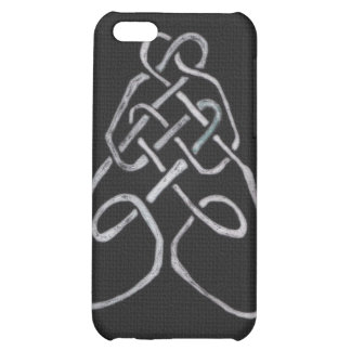 Celtic Bee Knot iPhone 5C Cases