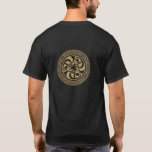 Celtic Bird Heads T-Shirt