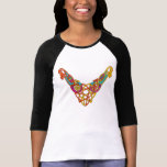 Celtic bird necklace T-Shirt