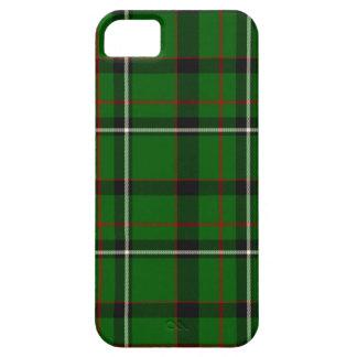 Celtic blanco verde rojo escocés de la tela funda para iPhone SE/5/5s