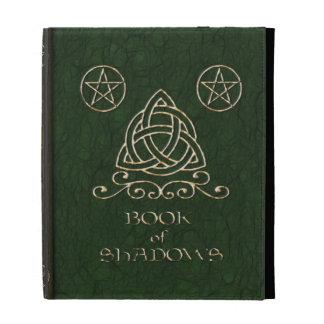 Celtic Book of Shadows iPad case