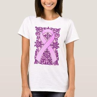 Celtic Breast Cancer Awareness Ribbon T-Shirt