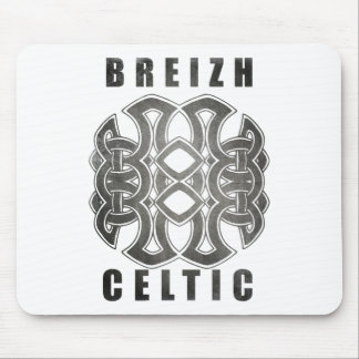 Celtic Breizh Brittany Mouse Pad
