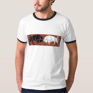 Celtic Bulls Knotwork T-Shirt
