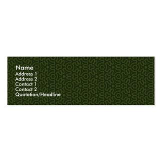 Celtic Business Card Templates