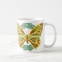 Celtic Butterfly Mug