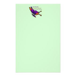 Celtic Butterfly Stationery