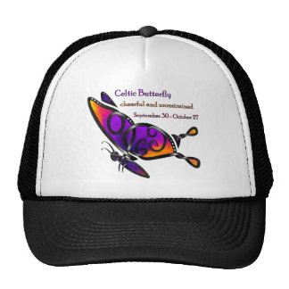 Celtic Butterfly Trucker Hat