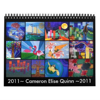 Celtic Camie Calendar