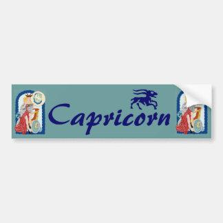 Celtic Capricorn Bumper Stickers