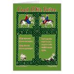 Celtic Card, Cead Mile Failte #3