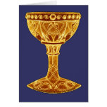 Celtic Card, Grail Design #2
