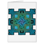 Celtic Castle Card