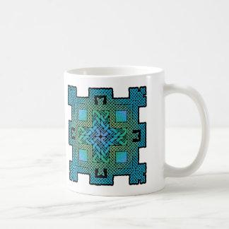 Celtic Castle Coffee Mug