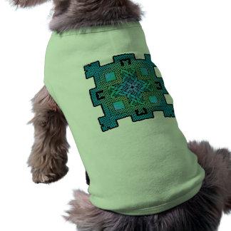 Celtic Castle Pet Tshirt