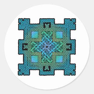 Celtic Castle Stickers