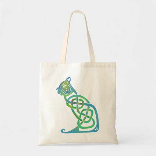 Celtic Cat Bag