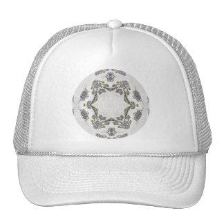 Celtic Chainlink Kaleidoscope Mandala Trucker Hats