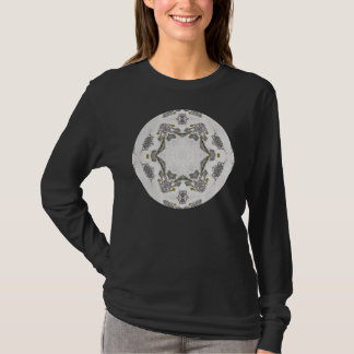 Celtic Chainlink Kaleidoscope Mandala T-Shirt