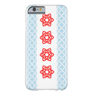 Celtic Chicago Flag Irish Custom ID™ Barely There iPhone 6 Case