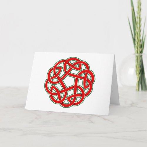Celtic Christmas Knot