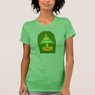 Celtic Christmas Tree T-Shirt