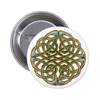 Celtic circle button