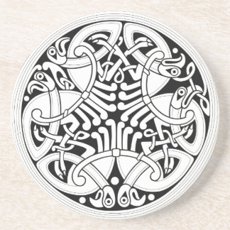 Celtic Circle Beverage Coasters