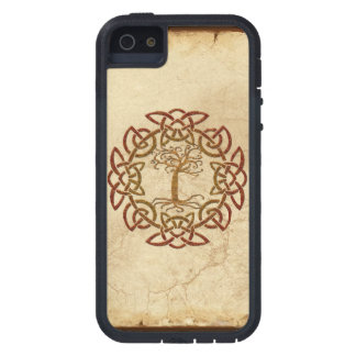 Celtic Circle Nordic Tree of Life Phone Case iPhone 5 Covers