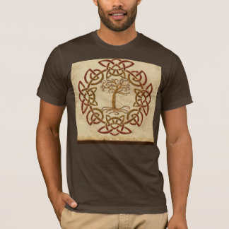 Celtic Circle Tree-Lover's Men's Tee