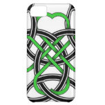 Celtic Clover Case For iPhone 5C