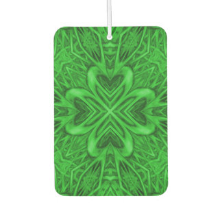 Celtic Clover Kaleidoscope Air Freshener