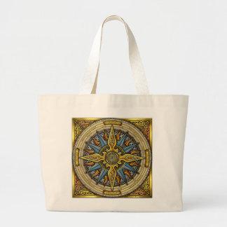 Celtic Compass Bag