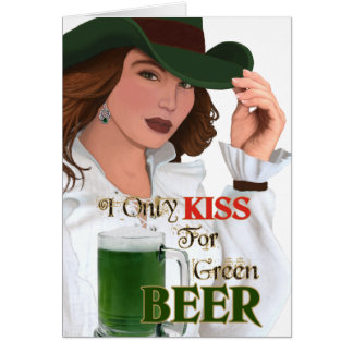 Celtic Cowgirl Collection Card
