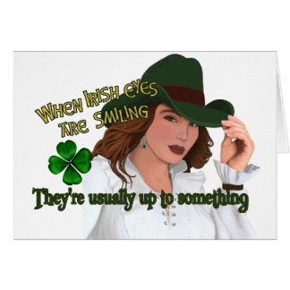 Celtic Cowgirl Collection Cards