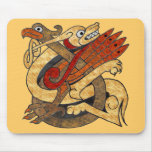 Celtic Creatures Mouse Pad
