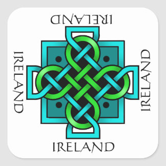Celtic Cross2 Sticker
