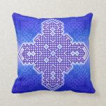 Celtic Cross 10 Throw Pillow