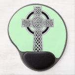 Celtic Cross 1 Gel Mouse Pad
