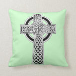 Celtic Cross 1 Throw Pillow