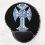 Celtic Cross 2 Gel Mouse Pad