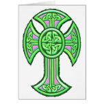 Celtic Cross 2 Green