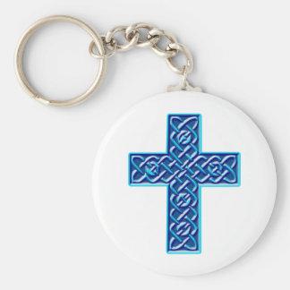 Celtic Cross 2 Keychain