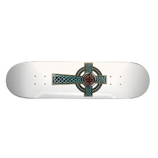 Celtic Cross 2 Skateboard