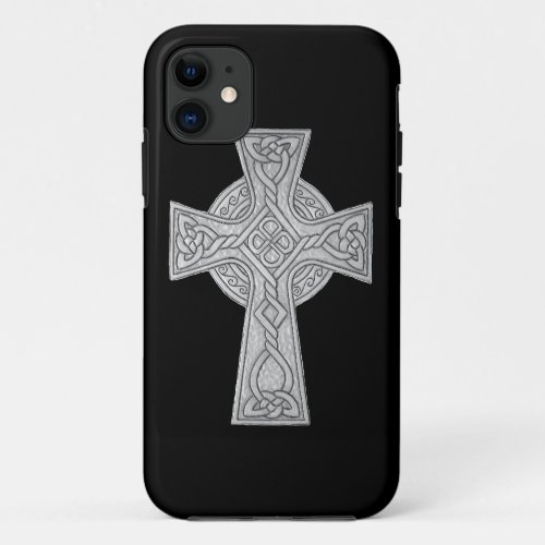 Celtic Cross 3 Black