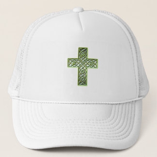 Celtic Cross 4 Trucker Hat