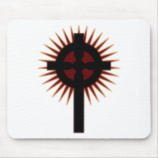 Celtic Cross #5 Mouse Pad