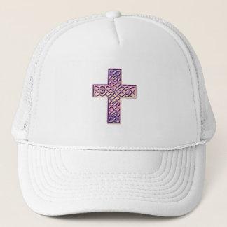 Celtic Cross 6 Trucker Hat