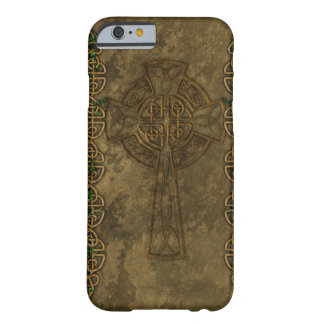 Celtic Cross and Celtic Knots Barely There iPhone 6 Case